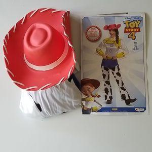 Disney Toy Story 4 Jessie Costume womens 12/14